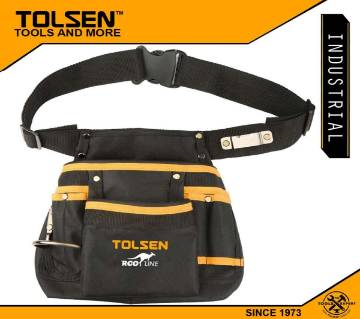 TOLSEN Industrial Tool Pouch with 11 pockets (ROO Line) 80120