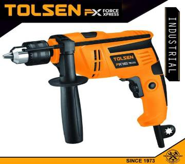 TOLSEN Hammer Drill 710W 13mm Industrial FX Series 79502