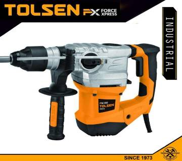 TOLSEN Rotary Hammer 1500W 32mm Industrial FX Series 79513