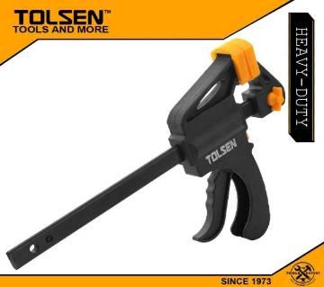 "TOLSEN Quick Ratchet Bar Clamp Clamp (6"") 10201"