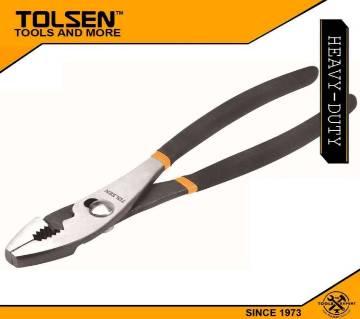 """TOLSEN Slip Joint Pliers (8"""") Industrial Series 10313"""