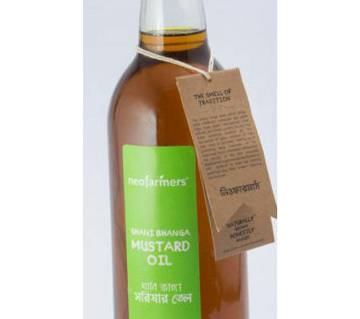 Ghani Bhanga Mustard Oil – 750ml (BD)