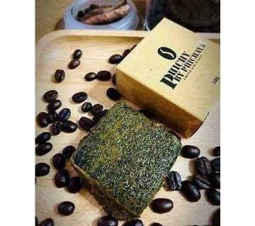 The PHICHY coffee scrub for glowing and shiny skin-50gm-Thailand
