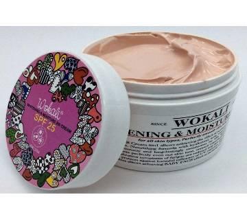 Wakali whitening & moisture BB cream with SPF 25-115gm-China