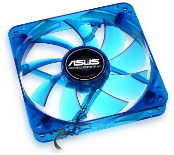 ASUS 120mm Case Fan-Blue