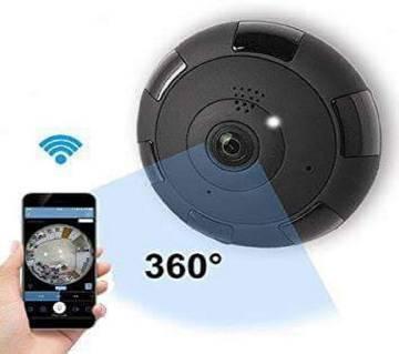 V380 Panoramic Wifi Camera Night-Vision