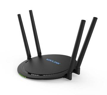 WAVLINK WN530N2 N300 Wireless Smart Wi-Fi Router with Touchlink
