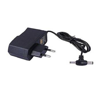 Universal AC/DC Adapter for TV Card, Router and CC Camera - Black