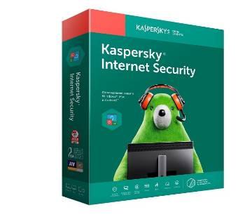 Kaspersky 2019 Internet Security 1 User