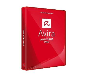 Avira Antivirus PRO + Internet Security 2019 - 1 Device - 1 Year