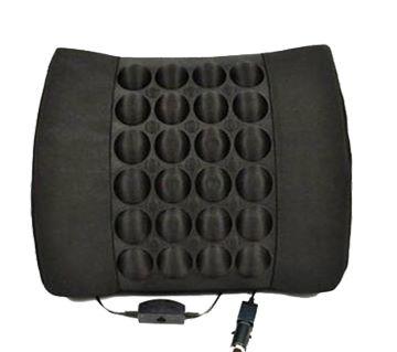 Car Seat Back Vibrating Message Pillow