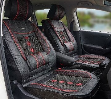 PU Leather Front 2 Seat Cover