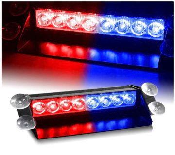 POLICE LIGHT  6 BULB