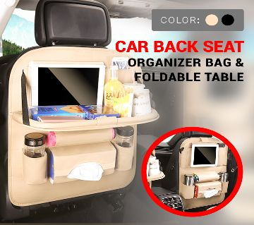 Car Backseat Organizer Car Storage Bag