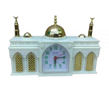 Mosque Shaped Table Clock
