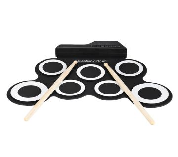 Electronic Portable Drums
