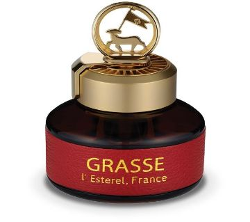 BULLSONE GRASSE  BULGARIAN ROSE - Luxury Car Air Freshner korean [110ML]
