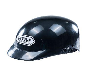 STM Cap Style New Version Bike Helmet black