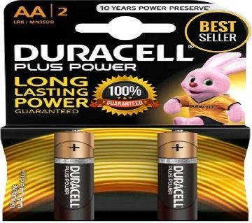 Duracell AA Battery 2PCs
