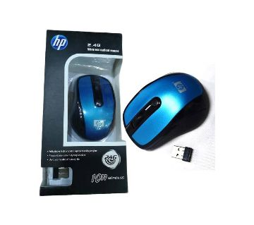HP 2.4G Wireless Mouse