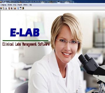e-Lab Clinical Lab Management Software Lifetime