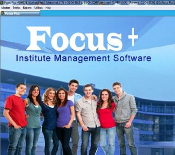 Focus Plus Institute Management  Software Lifetime