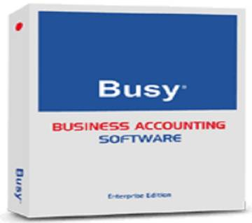 Busy Accounting Software 18 Rel.2.6 Lifetime Used