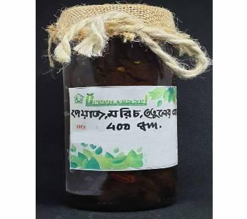 Green Onion,Chilli and Tamarind Misti Achar-400gm