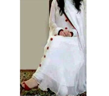 Georgette With Embroidery Kamiz Suit