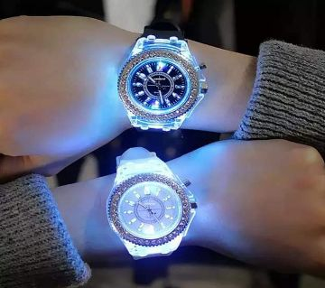 Light Wrist Watch For Couple