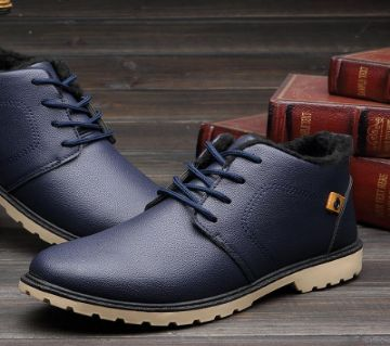 Gents Formal Leather High Shoe
