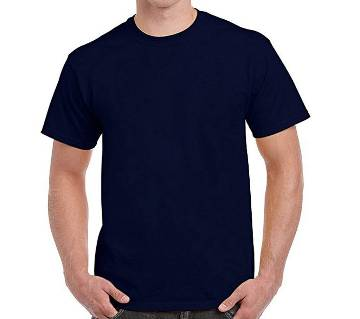 Cotton Half Sleeve T-Shirt For Summer Mans