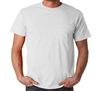 Mens Half sleeve cotton t-shirt for summer