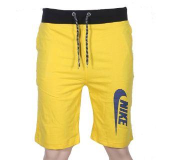Mans Cotton Cargo Half/ Shorts Pants