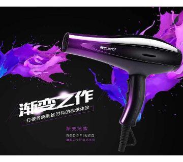 RUISHUN Hair Dryer Blower 2000 Wind Power