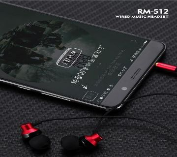 REMAX Wired Earphone