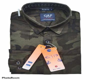 Cotton Fabric Full Sleeve Shirt