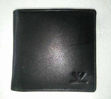 Mens Leather Wallet Black-15