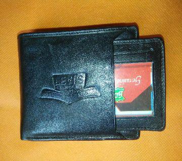 Mens Black Leather Wallet-10