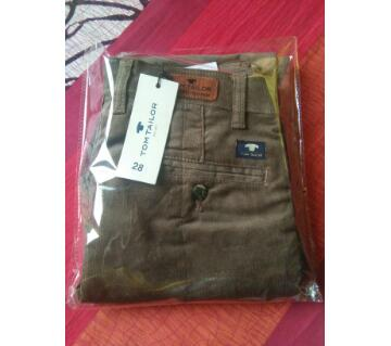 Twill Cotton Pant For Men