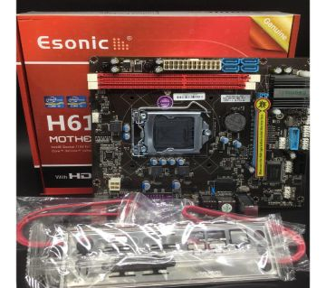 ESONIC 61 MOTHERBOARD (2nd & 3rd Generation)