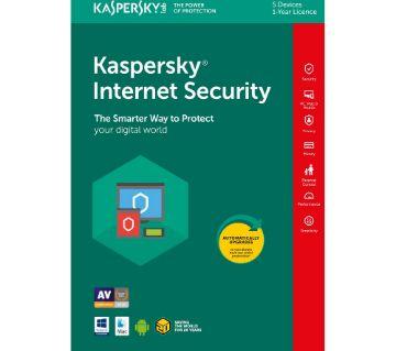 Kaspersky Internet Security (1 User - 1 Year)