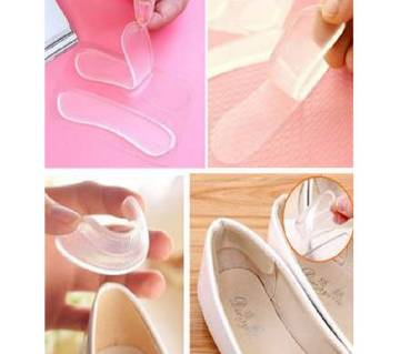 Silicon Transparent heel protection pad