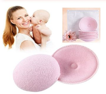 Washable Breatthable Absorbency Breastt Pads