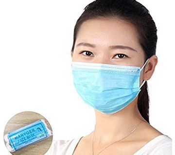 Disposable Surgical Face mask (Per box 50 pc) -5 box