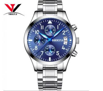 NIBOSI Ni-2303-A Mens Chronograph Quartz Wristwatch