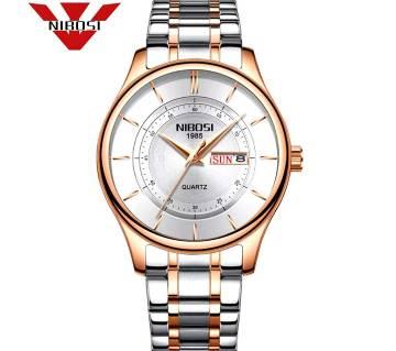 Nibosi NI-2312 Men Waterproof Date Quartz Military Wrist Watch