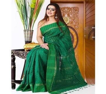 Monipuri Zoom Saree With Blouse Piece