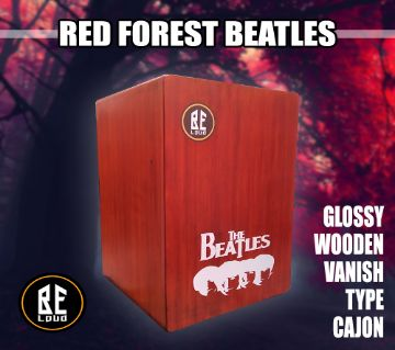 RED-FOREST BEATLES