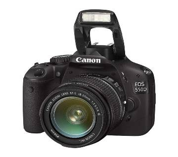 Canon EOS 550D Camera WITH 18-55 MM KIT Lens